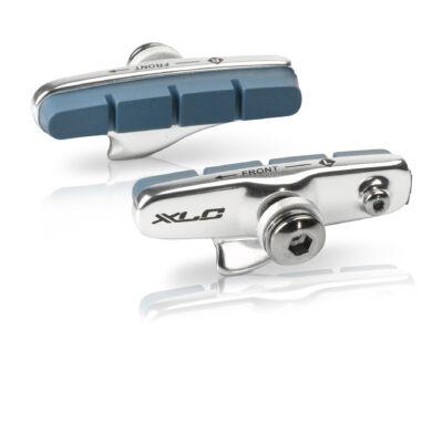Fékbetét XLC oú-i 4db, 55mm, ezüst/kék karbon felnihez BS-R02